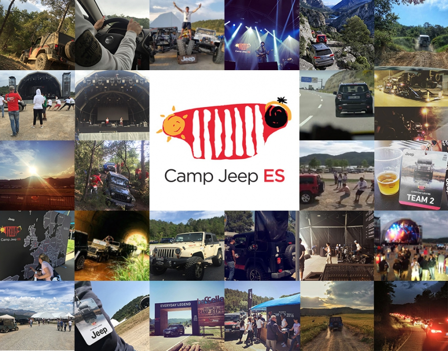 Proyecto CAMP JEEP '16