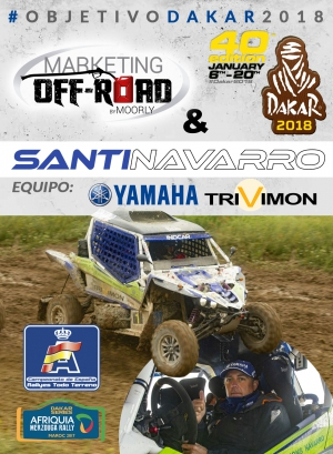 Equipo YAMAHA-Trivimon y Marketing Off-Road unen fuerzas